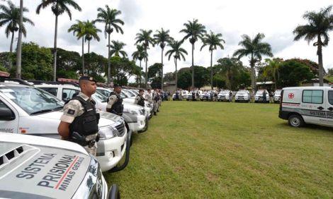 Imagem: Secretaria de Estado de Defesa Social de Minas Gerais