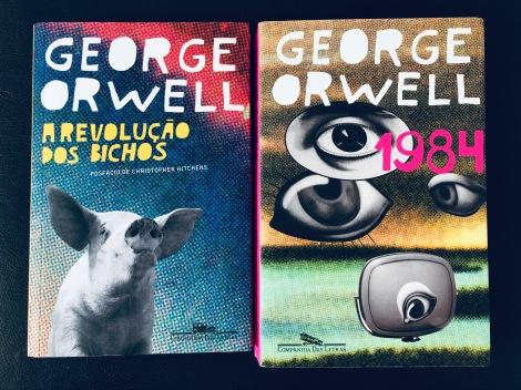 Orwell Revolucao e 1984